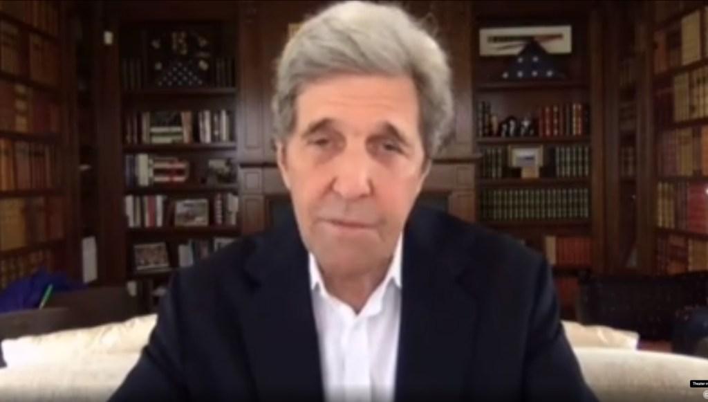 John Kerry Warns of Civil War If Trump Wins 2020