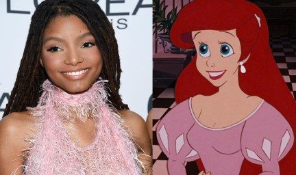 Halle Bailey Is Ariel & Internet Trolls Are Poor Unfortunate Souls