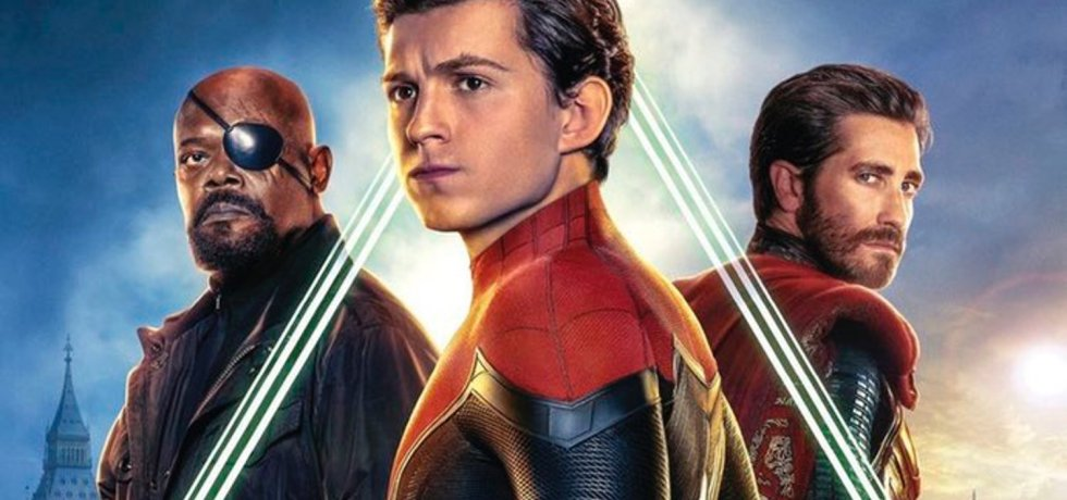 Spider-Man- Far From Home Poster