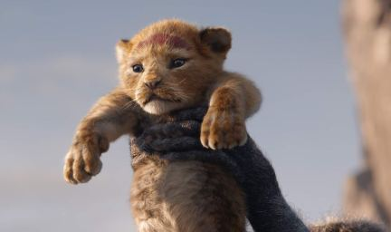 National Geographic, Now with Music! AKA The Lion King
