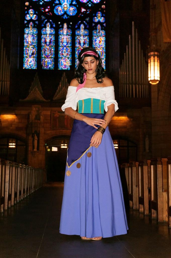 Andrea Arreaza as Esmeralda