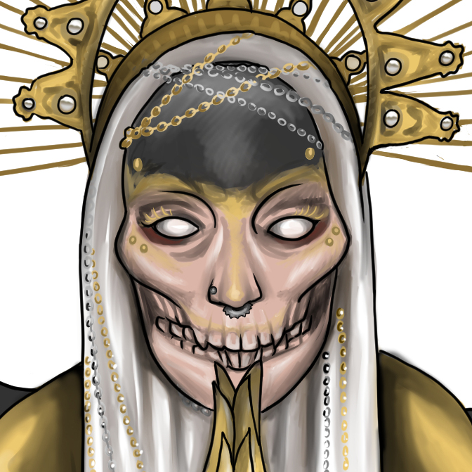 Angel of Death by Hillary Chicoine-Chen