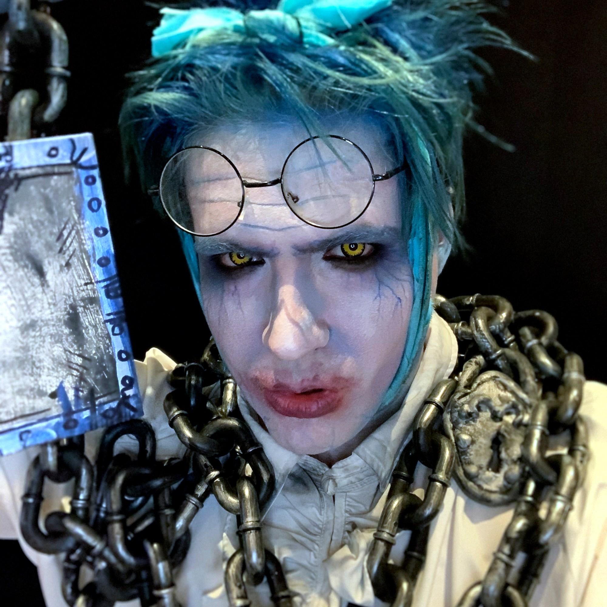 Brendan McWhirk as Jacob Marley