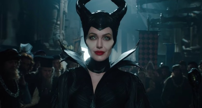 """Angelia Jolie as Maleficent in """"Maleficent""""."""
