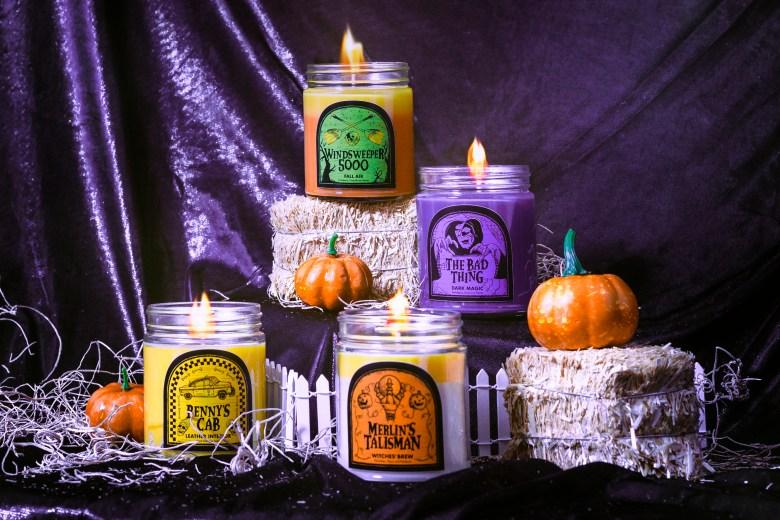 Flicks that Flicker Series 1: Halloweentown