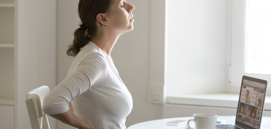How bad posture can affect your health