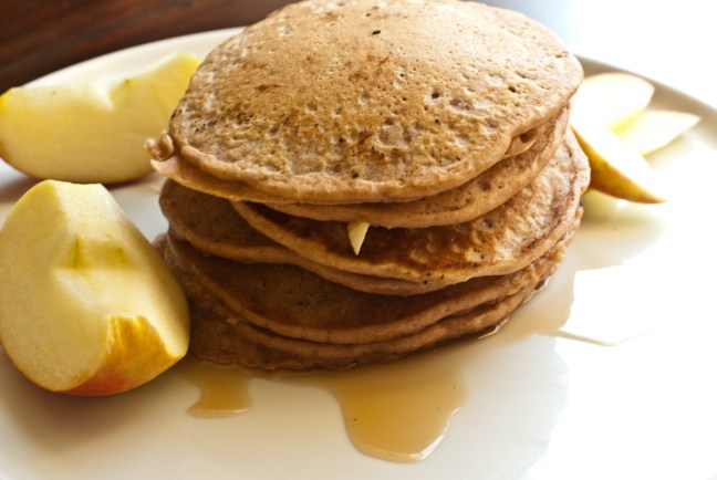 Eggless Pancakes - Healthy Indian Recipes