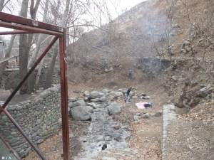 Picnic in Darakeh