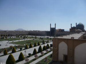 Imam Square Esfahan