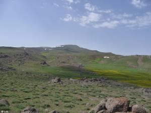 Iranian Alps