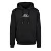 Premium Letters Hood - black