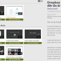 Gratis Dropbox-kurs på Moderskeppet