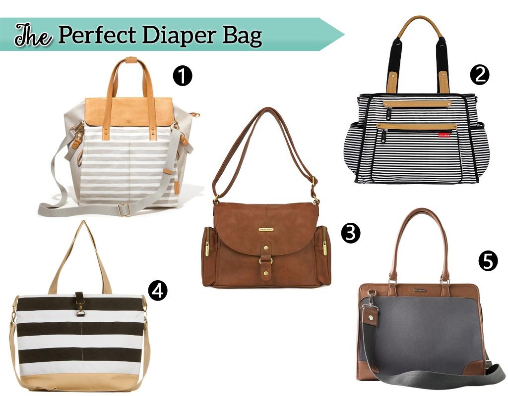 the perfect diaper bag. Black Bedroom Furniture Sets. Home Design Ideas
