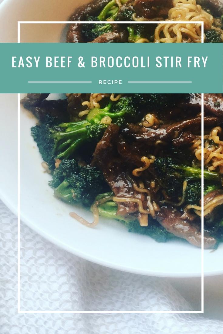 Easy Beef and Broccoli Stor Fry_BackwardsNHighHeels
