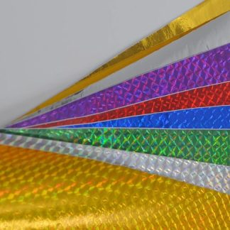 adhesive lure tape
