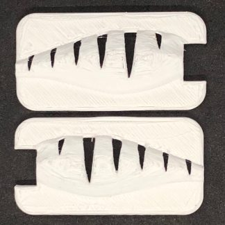 rap crank pattern 5 stencil