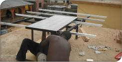 Backwoods Solar helps with installation of off-grid telecenters in Nigeria