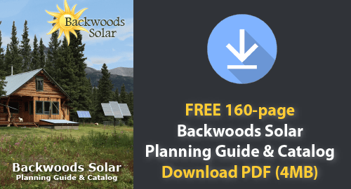 download our off-grid solar catalog