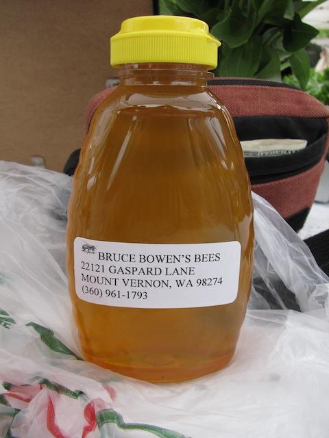 1 - honey