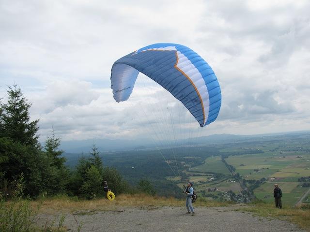 1 - paragliding