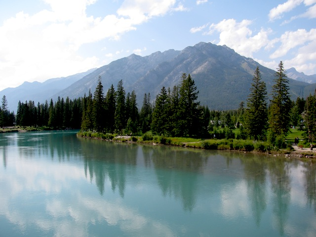 1 - bow-river-banff
