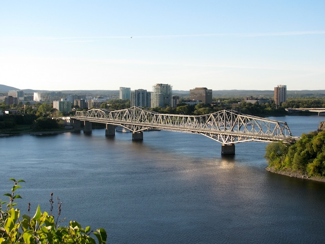 Alexandra Bridge, Ottawa