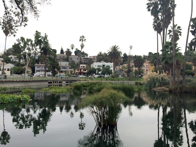 Echo Park, Los Angeles, California