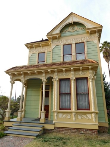 John Ford house - built in 1887