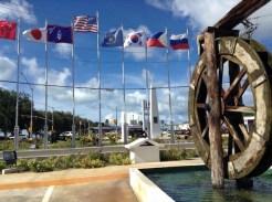San Jose/Oleai, Saipan. Photo courtesy of Analee Villagomez