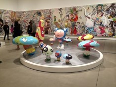 Dob in the Strange Forest by Takashi Murakami