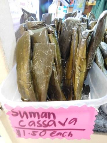 Suman cassava