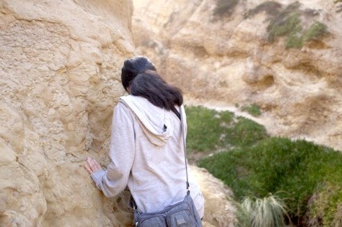 On the edge / Photo by Ian V.