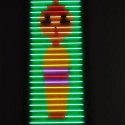 Naruko Kokeshi by David Kazumi Svenson, 2008