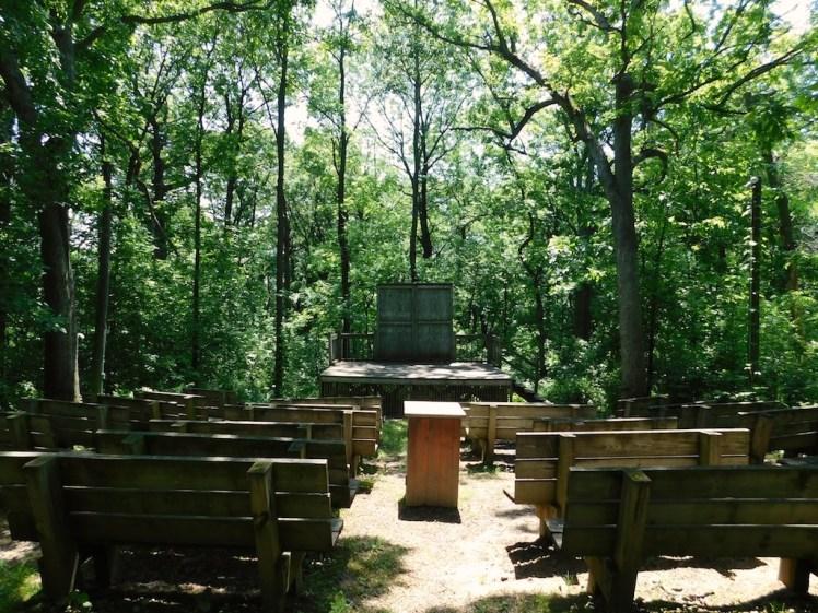 Blue Mound State Park