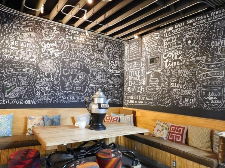 Zweet Cafe