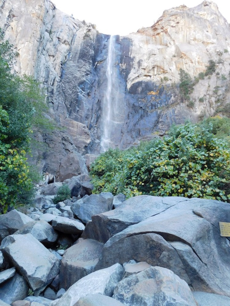 Bridalveil Fall, Yosemite National Park