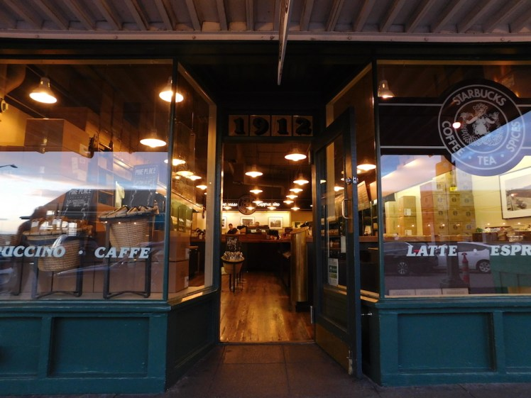 Original Starbucks, 1912 Pike Place