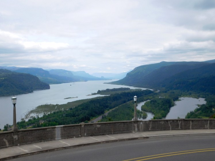 Vista House, Columbia River Gorge, Oregon