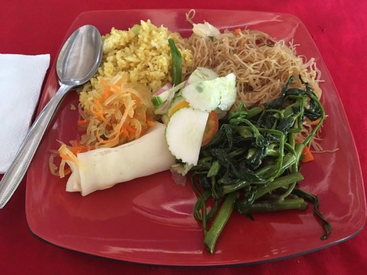 Lunch, Puerto Princesa, Palawan