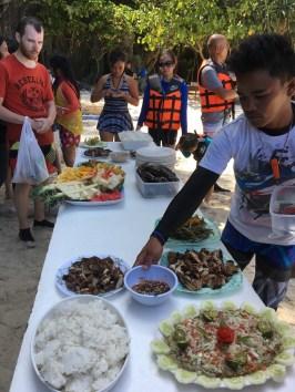 El Nido Island Hopping Tour A, Shimizu Island, Palawan
