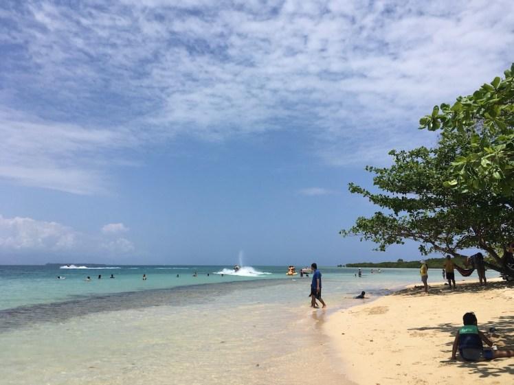 Cowrie Island, Honda Bay Island Hopping Tour, Puerto Princesa, Palawan