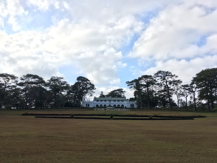 The Mansion, Baguio, Philippines