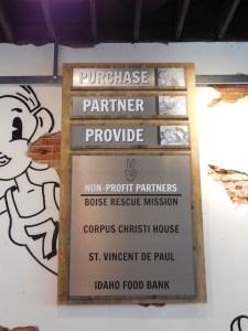Even Stevens sandwich shop