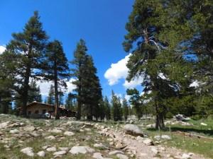 Soda Springs, Tuolumne Meadows, Yosemite National Park