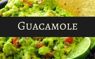 Guacamole Recipe, recipe, Superbowl, The Big Game, Backyard Eden, www.backyard-eden.com