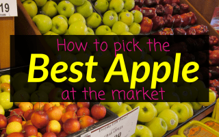 How to pick the best apple at the market, best apple, Backyard Eden, www.backyard-eden.com, www.backyard-eden.com/how-to-pick-the-best-apple-at-the-market
