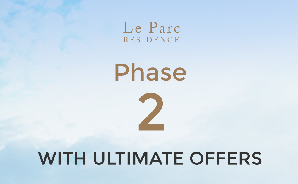 Le Parc Residence to Go for Phase 2