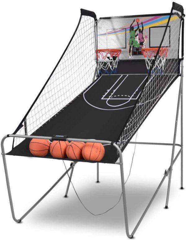 electronic-basketball-arcade-game