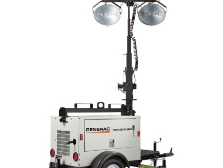 Emergency Disaster Services - Light Tower Rental