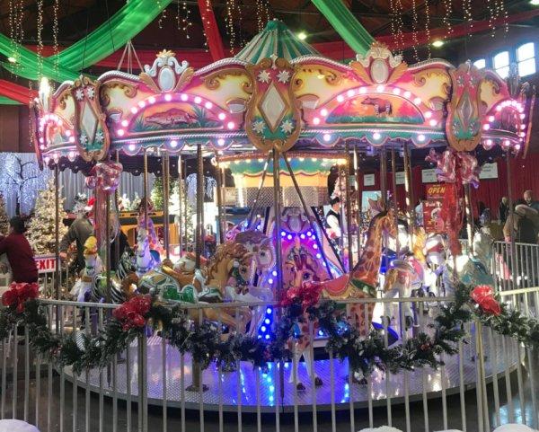 Carousel Rental